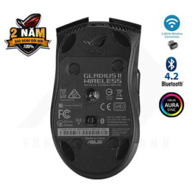 ASUS ROG Gladius II Wireless Gaming Mouse 3