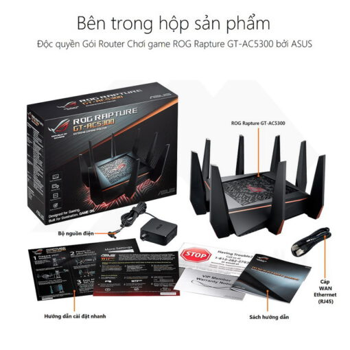 ASUS ROG Rapture GT AC5300 Gaming Router 2019 08 5