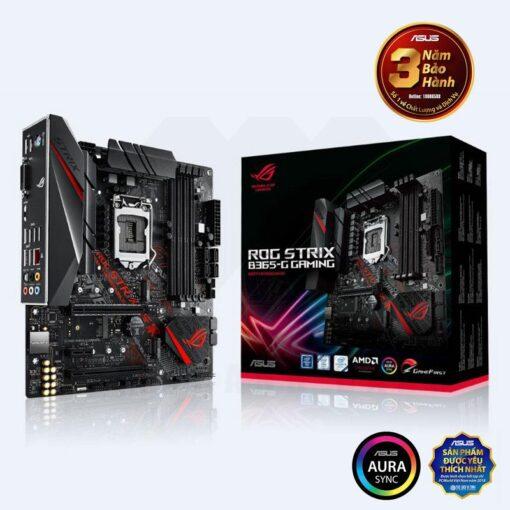 ASUS ROG Strix B365 G Gaming Mainboard 1