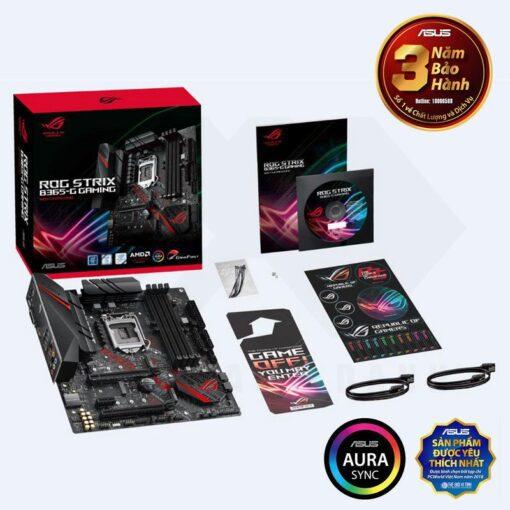ASUS ROG Strix B365 G Gaming Mainboard 6