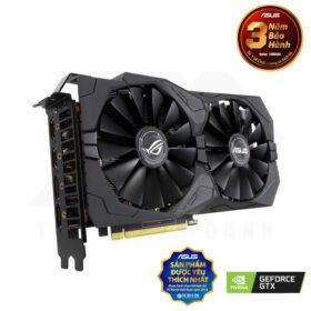 ASUS ROG Strix Geforce GTX 1650 OC Edition 4G Graphics Card 2