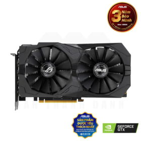 ASUS ROG Strix Geforce GTX 1650 OC Edition 4G Graphics Card 5