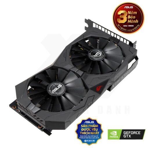 ASUS ROG Strix Geforce GTX 1650 OC Edition 4G Graphics Card 6