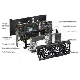 ASUS ROG Strix Geforce RTX 2080 SUPER 8G Graphics Card 6