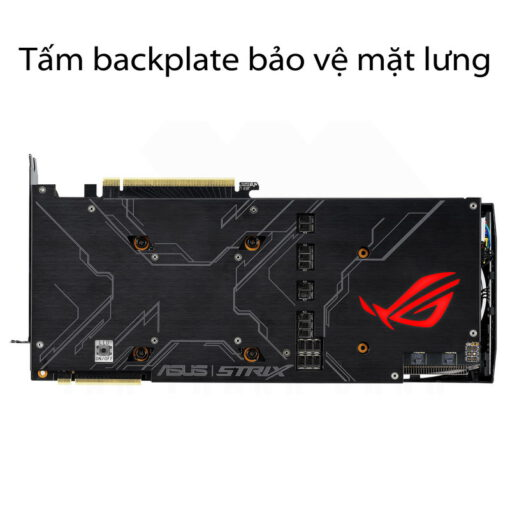 ASUS ROG Strix Geforce RTX 2080 SUPER OC Edition 8G Graphics Card 4