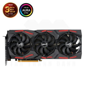 ASUS ROG Strix Radeon RX 5700 OC Edition 8G Graphics Card 2