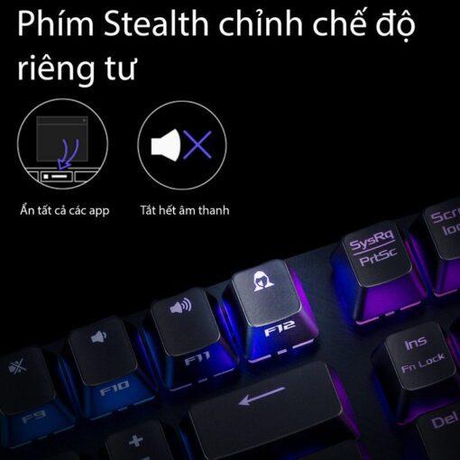 ASUS ROG Strix Scope Gaming Keyboard 3