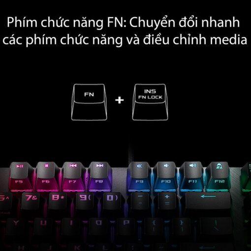 ASUS ROG Strix Scope Gaming Keyboard 4