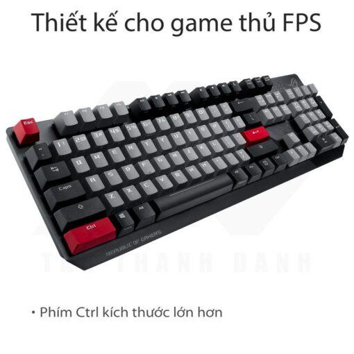 ASUS ROG Strix Scope PBT Gaming Keyboard 2