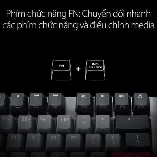 ASUS ROG Strix Scope PBT Gaming Keyboard 4