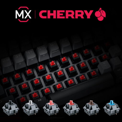 ASUS ROG Strix Scope PBT Gaming Keyboard 5