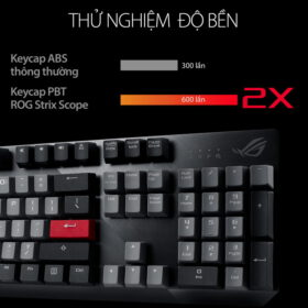 ASUS ROG Strix Scope PBT Gaming Keyboard 6