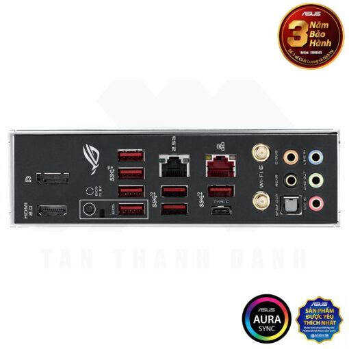 ASUS ROG Strix X570 E Gaming Mainboard 5