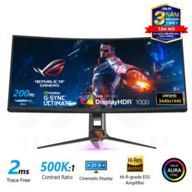 ASUS ROG Swift PG35VQ Curved Gaming Monitor 1