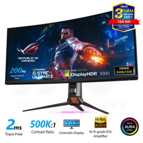 ASUS ROG Swift PG35VQ Curved Gaming Monitor 2