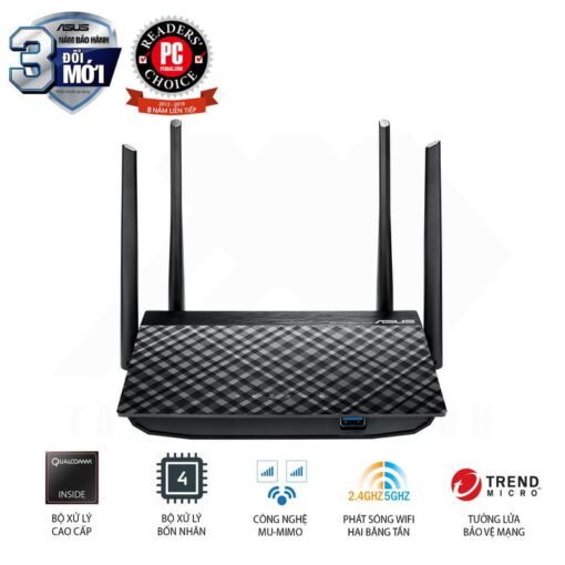 ASUS RT AC58U Router 1