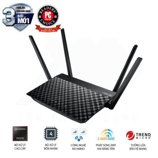 ASUS RT AC58U Router 3