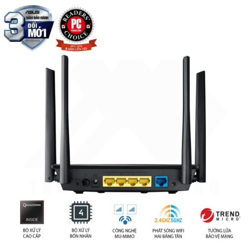 ASUS RT AC58U Router 4