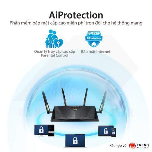 ASUS RT AX88U Gaming Router 2019 08 4