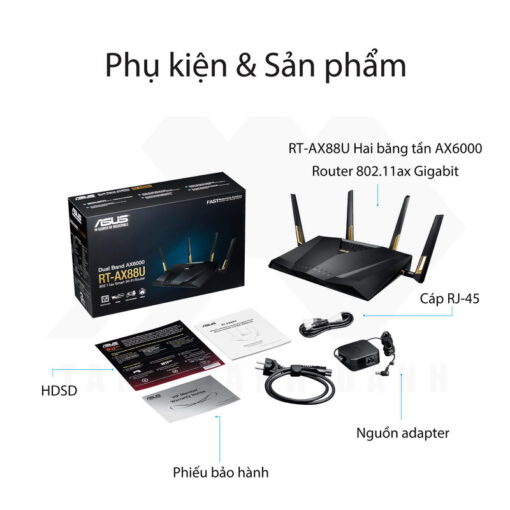 ASUS RT AX88U Gaming Router 2019 08 7