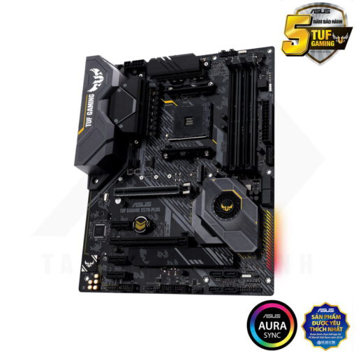 ASUS TUF GAMING X570 PLUS Mainboard 3