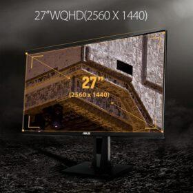 ASUS TUF Gaming VG27AQ Gaming Monitor 4