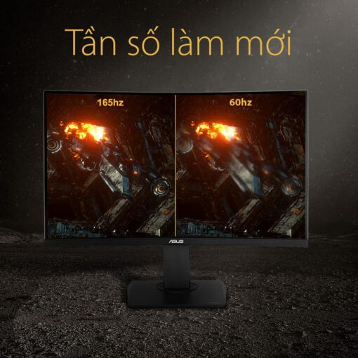 ASUS TUF Gaming VG27AQ Gaming Monitor 5