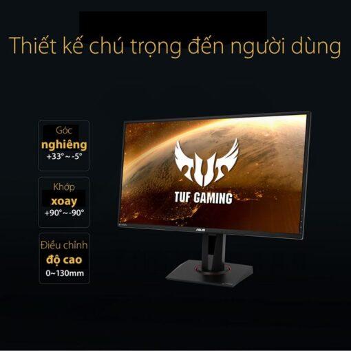 ASUS TUF Gaming VG27AQ Gaming Monitor 9