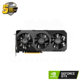 ASUS TUF Gaming X3 Geforce GTX 1660 SUPER OC Edition 6G Graphics Card 2