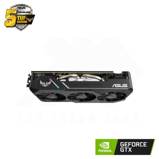 ASUS TUF Gaming X3 Geforce GTX 1660 SUPER OC Edition 6G Graphics Card 5