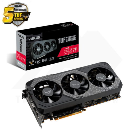ASUS TUF Gaming X3 Radeon RX 5700 XT OC Edition 8G Graphics Card 1