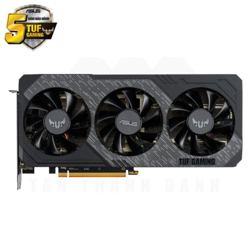 ASUS TUF Gaming X3 Radeon RX 5700 XT OC Edition 8G Graphics Card 2