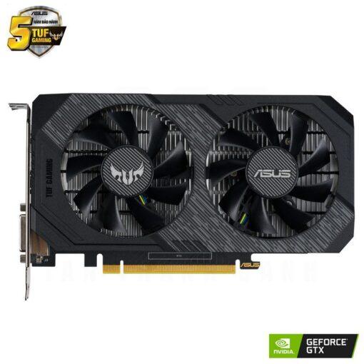 ASUS TUF Geforce GTX 1650 OC Edition 4G Graphics Card 2