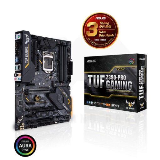 ASUS TUF Z390 Pro Gaming Mainboard 1