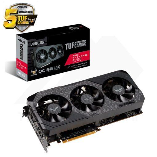 ASUS TUF3 Radeon RX 5700 8G Graphics Card 1