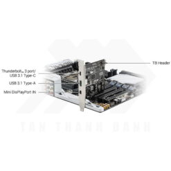 ASUS ThunderboltEx 3 Expansion Card 5