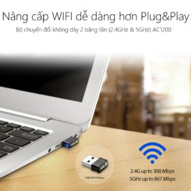 ASUS USB AC53 Nano AC1200 Wireless Adapter 3