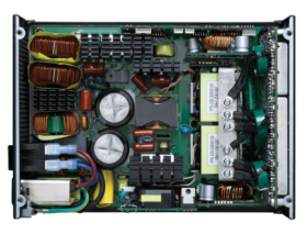 AXi PSU topview open 1