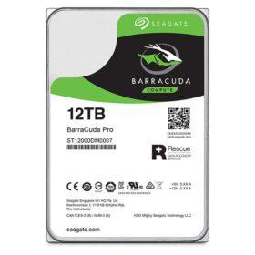 BARRACUDA PRO MO 12TB DM0007 Front Lo Res