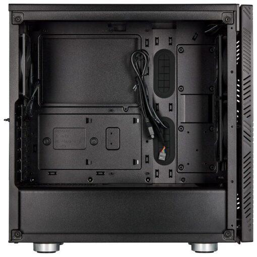 CORSAIR Carbide 275R Airflow Tempered Glass Case – Black 3