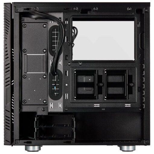 CORSAIR Carbide 275R Airflow Tempered Glass Case – Black 5
