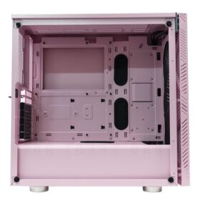 CORSAIR Carbide 275R Airflow Tempered Glass Case – Limited Pink 3