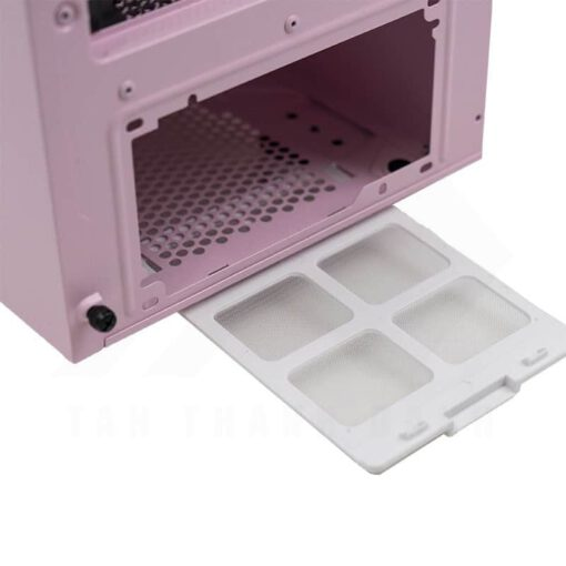CORSAIR Carbide 275R Airflow Tempered Glass Case – Limited Pink 7