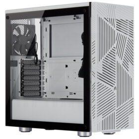 CORSAIR Carbide 275R Airflow Tempered Glass Case – White 2
