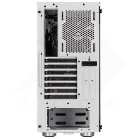 CORSAIR Carbide 275R Airflow Tempered Glass Case – White 4