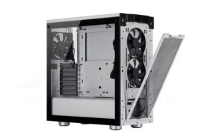 CORSAIR Carbide 275R Airflow Tempered Glass Case – White 8