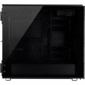 CORSAIR Carbide Series 678C Low Noise Tempered Glass Case – Black 4