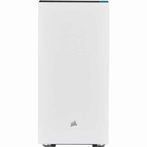 CORSAIR Carbide Series 678C Low Noise Tempered Glass Case – White 3