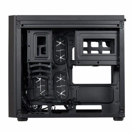 CORSAIR Crystal Series 280X RGB Tempered Glass Case Black 4