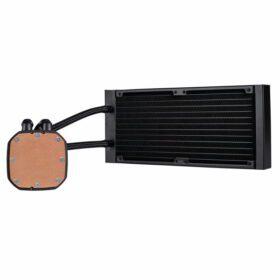 CORSAIR Hydro Series H100i RGB PLATINUM 240mm Radiator With Dual Fan 3